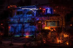 the house at haunted hill high class halloween yard haunt