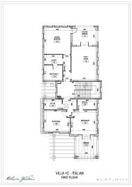100 italian villa floor plans the landmark trust villa