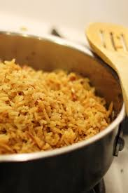 rice pilaf or rice a roni without the box