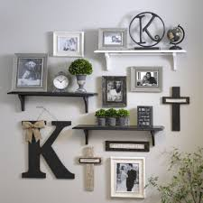 decorate wall shelves generic intersecting squares wall shelf