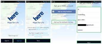 Nokia Maps Free Gps Navigation For Android Nokia Here Maps