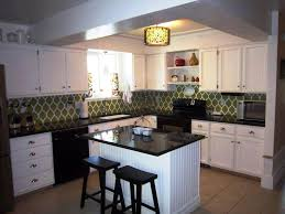 Kitchen Remodel With Island Kitchen Remodel Ideas Painted Cabinets Grey Base Cabinet With