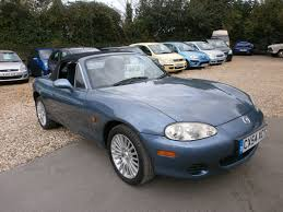 used mazda mx 5 2004 for sale motors co uk