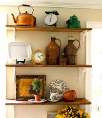 Kitchen Closet Ideas Stunning Rustic Kitchen Shelves Pictures Decoration Inspiration