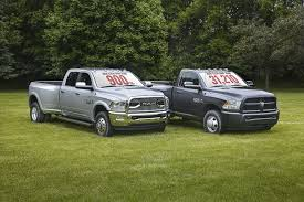Dodge 3500 Diesel Truck Recalls - 2016 ram heavy duty lineup is king of the hill thanks to 900 lb ft
