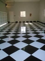 Tiles For Garage Floor Garage Best Garage Flooring Options Painting New Concrete Garage