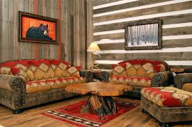 home interior cowboy pictures fabulous cowboy log cabin living room interior southwestern home