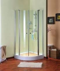 Corner Shower Units For Small Bathrooms Shower Corner Shower Stall Units Shower Enclosures Verona