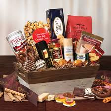 summer sausage gift basket sweet savory gift basket corporate gifts maple ridge farms