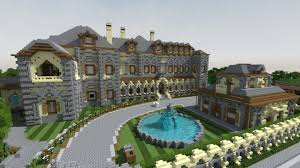 large mansions huge mansion minecraft project