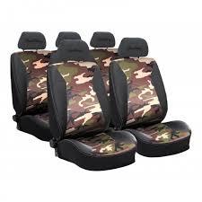 housse de siege auto housse de siège camouflage army universelle pour siege auto