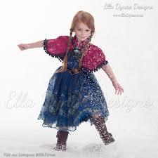 Anna Frozen Costume Anna Princess Costume Frozen