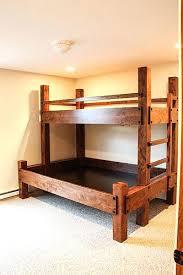 Low Bed Frames For Lofts Diy Loft Bed Frame Katecaudillo Me