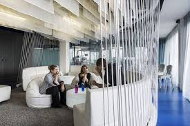 Google Office Dublin Google Campus In Dublin Dazzles With Color And Creativity