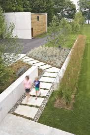 low maintenance landscaping mode burlington modern landscape
