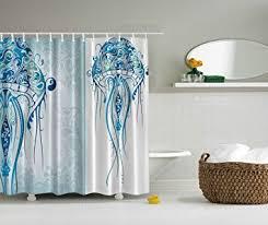 coastal themed bathroom sea creatures artistic nautical coastal decor by