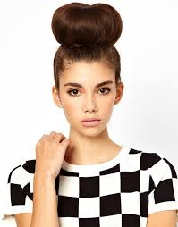 pics of black pretty big hair buns with added hair 170 best doughnut bow hair buns images on pinterest hairstyles