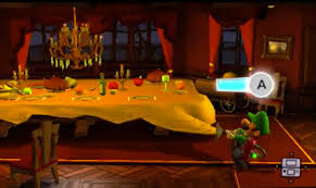 Dining Room Luigis Mansion  Luigis Mansion FANDOM Powered - Mansion dining room