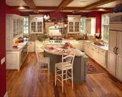 country home kitchen ideas 25 country kitchen decorating ideas baytownkitchen