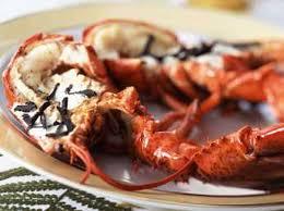 comment cuisiner un homard homard grillé au four sauce à la crème facile recette sur