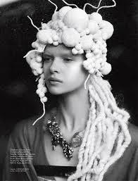 Beauty Garde Conceptual Headpiece Editorials Avant Garde Accessories
