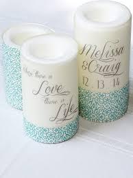 custom candle wraps candle centerpieces alternative centerpiece