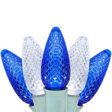 lights c9 cool white blue commercial led