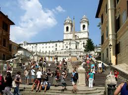 spanische treppe in rom spanische treppe der aus rom