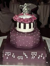 18 best musical note cakes images on pinterest music cakes