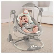 Comfort And Harmony Portable Swing Instructions Ingenuity Portable Baby Swing Target