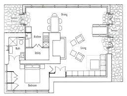 cottage floor plan floor plans for small cottages frank wrights cottage floor plan