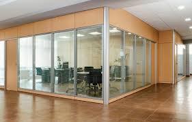 cloison vitr bureau cloison amovible vitrée de bureau line ge giussani