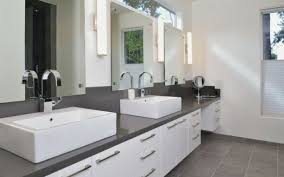 White Bathroom Vanity With Black Granite Top - bathroom decorative white bathroom cabinets with dark