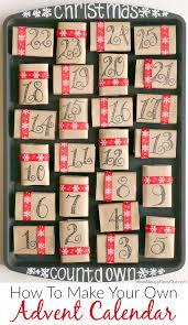 advent calendar ideas advent calendars candies and craft