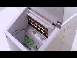 Luma Comfort Im200ss Reviews Luma Comfort Impc 2800s Portable Clear Ice Maker Youtube