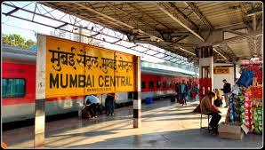 Bombay India Map by Mumbai Railway Station Map Atlas Wr Western Zone Railway Enquiry