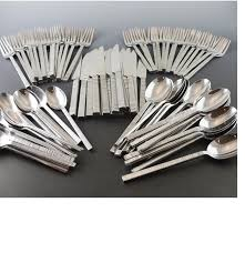 bamboo flatware dining forged stainless steel flatware hampton silversmiths