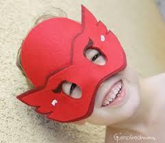 sew diy pj masks costumes