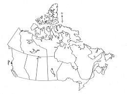 Map Of Canada Fill In The Blank Printable Map Of The United States World Maps