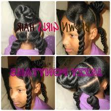 hairstyles for little black girls ponytails billedstrom com