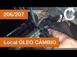 Conhecido Dr CARRO Local Óleo Cambio 206 207 e outros franceses - YouTube &LF76