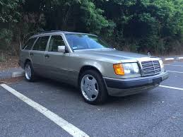 1991 mercedes benz 300te 5 speed manual 5500 delaware