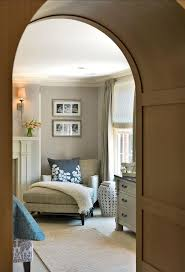 oversized master bedroom chair beautiful arched entryway into the master bedroom love the