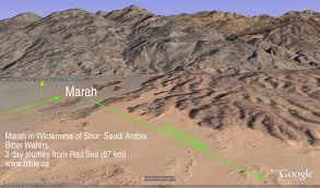 Exodus Route Map by Biblical Place Names U2013 Girls Dantea U0027s Baby Names