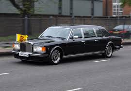 bentley limo bentley spotting sultan of brunei u0027s rolls royce silver spur ii