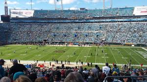Everbank Field Map Everbank Field Section 235 Rateyourseats Com