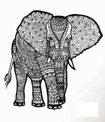 free elephant coloring pages arts elephants