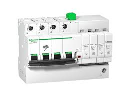 3d models schneider electric iquick prd 3pn with remote transfer