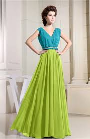 lime green bridesmaid dresses bright green bridesmaid dress casual a line v neck chiffon floor