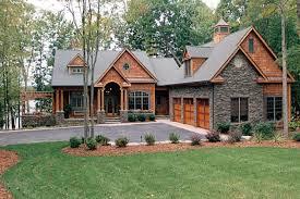 floor plans for lakefront homes craftsman house plans lake homes view plans lake house craftsman